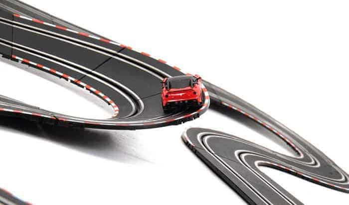 how to build a slot car track from scratch