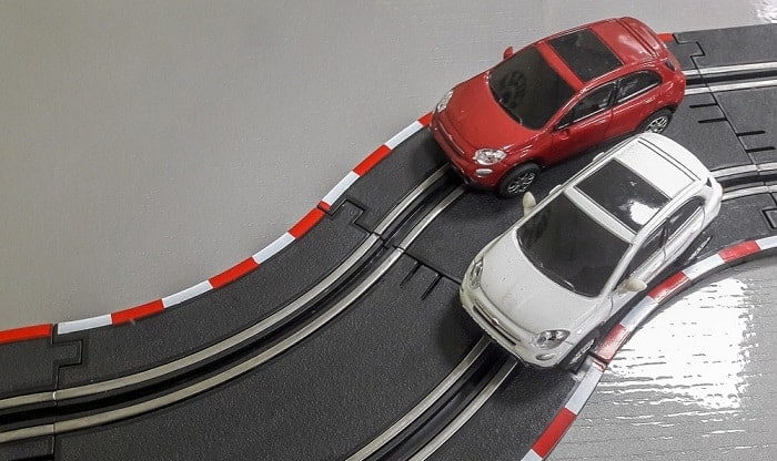 how to make a slot car motor faster