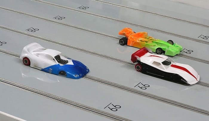 how to make a toy car go fast