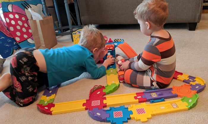 best race tracks for 3 year old