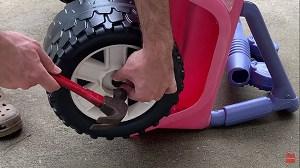 Remove-the-tires